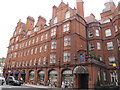 TQ2878 : The Sloane Club, Lower Sloane Street, SW1 by Mike Quinn