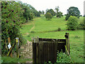 TQ4854 : View east from Sundridge churchyard by Robin Webster