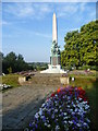 TQ3969 : Bromley War Memorial by Ian Yarham