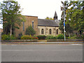 SJ8892 : The Church of St Thomas the Apostle, Heaton Chapel by David Dixon