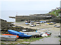SW8735 : Portscatho Harbour by Bob Jones