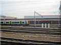 SJ7154 : Crewe station south end by John Firth