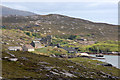 NB0407 : Amhuinnsuidhe Castle from above Abhainnsuidhe by Mike Pennington
