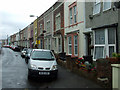 ST5971 : Pylle Hill Crescent by Thomas Nugent