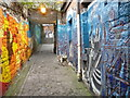 NT2573 : Festival makeover in the Cowgate : Week 34