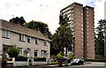 J2867 : Parkdale House, Dunmurry by Albert Bridge