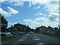 SJ8075 : Chelford Road by Colin Pyle