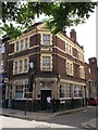 TQ4379 : Rose's Public House, Woolwich  by David Anstiss