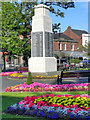 SD3627 : Lytham War Memorial by David Dixon