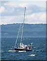 J5082 : Yacht 'Exquis' in Bangor Bay by Rossographer