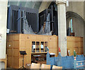 TQ7909 : The Organ in St John's Church by Julian P Guffogg