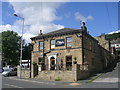 SE1538 : San Angelo Ristorante - Otley Road by Betty Longbottom