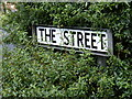 TM4575 : The Street sign by Adrian Cable