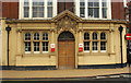 TG2142 : Former post office, Cromer by Julian Osley