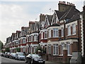 TQ2385 : Sheldon Road, NW2 by Mike Quinn