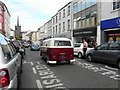 H2344 : High Street, Enniskillen by Kenneth  Allen