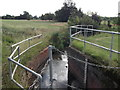 TQ4267 : Drain and Bromley Public Golf Course by David Anstiss