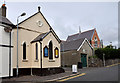 J5950 : Portaferry Methodist church (1) by Albert Bridge