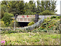 SD6903 : Railway Bridge, Shakerley by David Dixon