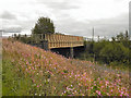 SD6903 : Railway Bridge, Oliver Fold by David Dixon