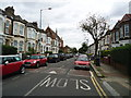 TQ2382 : Mortimer Road, Kensal Green by Stacey Harris