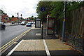 SP0583 : Shared use path on Bristol Road, Bournbrook by Phil Champion