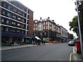 TQ2778 : Fulham Road, London SW3 by Stacey Harris