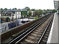TQ3476 : Blenheim Grove from Peckham Rye station by Ian Yarham