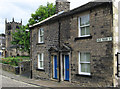 SE1039 : Bingley - Old Main Street (northeast side) by Dave Bevis