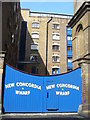 TQ3379 : New Concordia Wharf by Colin Smith