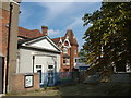 TL8563 : Registry Office, Bury St. Edmunds by John Goldsmith