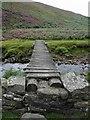 SE1900 : Wooden bridge over the infant River Little Don by Steve  Fareham