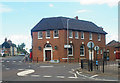 TF9229 : Former post office, Fakenham by Julian Osley