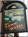 SJ7798 : The Lamb Hotel, Eccles by Ian S
