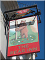 TR0161 : The Bear Inn sign by Oast House Archive