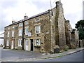 NZ0737 : Corner of West End and Church Lane, Wolsingham by Andrew Curtis