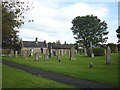 NY6963 : Haltwhistle Cemetery by Karl and Ali
