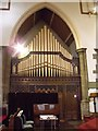 SK9772 : Organ in St Nicholas Church, Newport, Lincoln by J.Hannan-Briggs