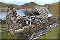 NC1443 : Ruined house near Scourie by Doug Lee
