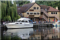 TQ7458 : Malta Inn, Allington Lock, Kent by Christine Matthews