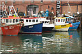 TA0488 : Old Harbour by Richard Croft