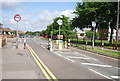 TQ5184 : Traffic Calming, Ford Lane by Nigel Chadwick