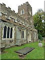 SP9832 : St. John the Baptist, Eversholt which is actually at Church End by Basher Eyre