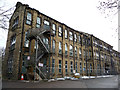 SE1532 : 1904 Infirmary block, St Luke's Hospital, Bradford by Phil Champion