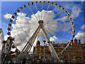 SJ8398 : The Manchester Wheel, Corporation Street by David Dixon