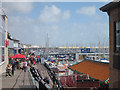 TQ3303 : Entering Brighton Marina by Oast House Archive
