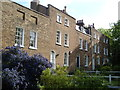 TQ3975 : Terrace on Blackheath Park by Derek Harper