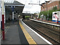 NS7365 : Coatbridge Sunnyside railway station by Andrew Reid