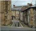 SK2168 : Bakewell side street off Buxton Road by Andrew Hill