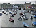 TA0588 : East Harbour, Scarborough by Pauline Eccles
